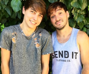 colby brock and elton castee image