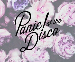 panic! at the disco, flowers, and P!ATD image