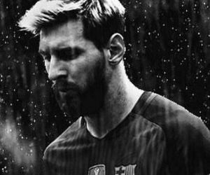 argentina, Barcelona, and messi image