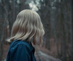 eleven, stranger things, and blonde image