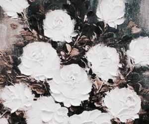 theme, white, and art image
