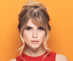 carlson young, scream, and actress image