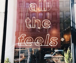 alternative, neon signs, and grunge image