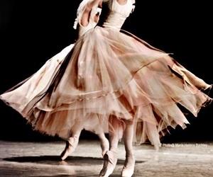 ballet, ballerina, and fashion image