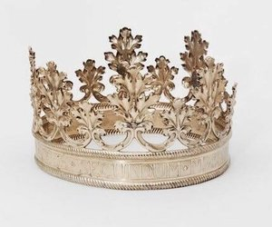 crown, vintage, and fashion image