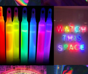 colors, rainbow, and rubius image