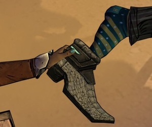 boots, rhys, and borderlands image