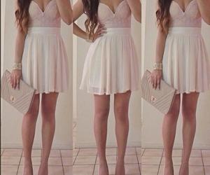 blanco, estilo, and moda image