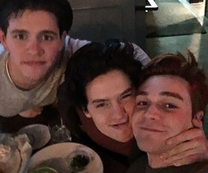 riverdale, cole sprouse, and Archie image
