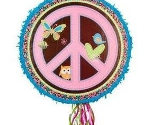 hippie, peace and love, and peace image