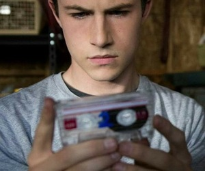 cassette, dylan minnette, and clay jenson image