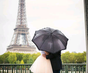 beautiful, france, and love image