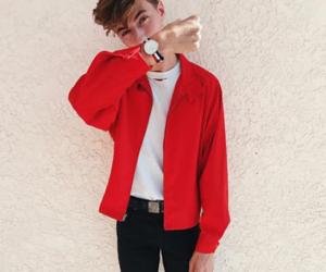 boy, model, and handsome image