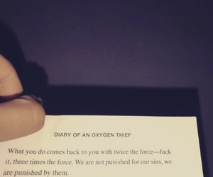 books, hurt, and pain image