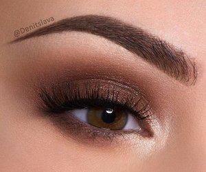 makeup, beautiful, and cosmetics image