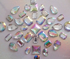 pale, grunge, and diamond image