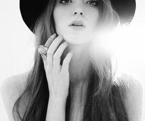 amazing, black, and brunette image