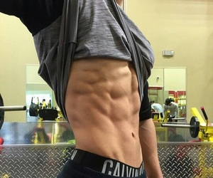 abs and boys image