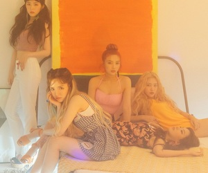 idols, korean, and red velvet image