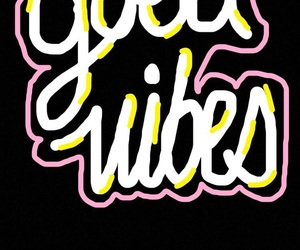 summer, vibes, and good vibes image