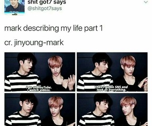 kpop, jinyoung, and got7 image