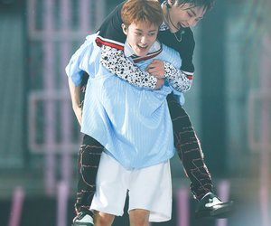exo, mark, and xiumin image