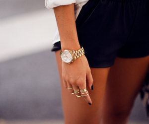 details, fashion, and watch image