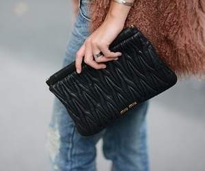 bag, fashion, and street style image