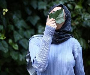 girl, hijab, and ﺭﻣﺰﻳﺎﺕ image