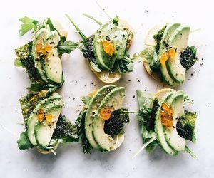 avocado, food, and training image