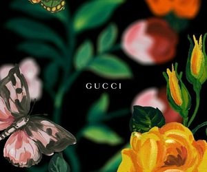 gucci and wallpaper image