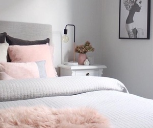 bed, inspo, and pictures image