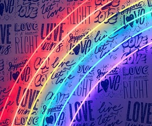 lgbt and love is love image