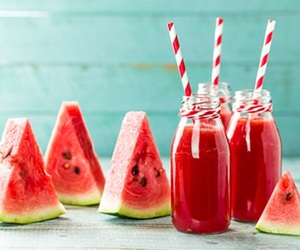 fruit, juice, and summer image