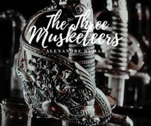 books, pretty, and the three musketeers image