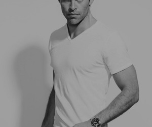 chris pine, Hot, and handsome image