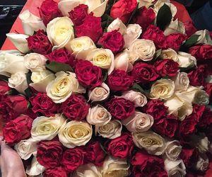 flowers, beautiful, and fashion image