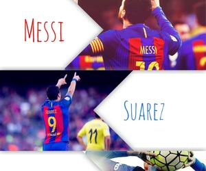 msn, messi, and suarez image