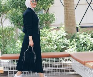 black, fashion, and dalal al doub image
