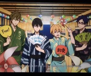 anime, makoto, and haruka image