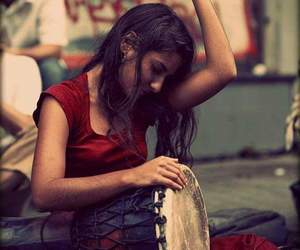 music, drums, and dance image