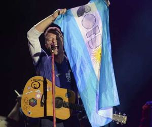 coldplay and argentina image
