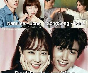 Korean Drama, otp, and kdrama image