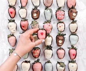 food, beautiful, and chocolate image