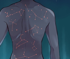 constellation, stars, and gravity falls image