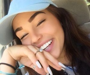 maggie lindemann, smile, and tumblr image