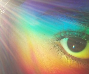 arcoiris, tumblr, and colores image