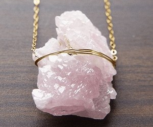 pink and quartz image