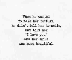 love, beautiful, and I Love You image