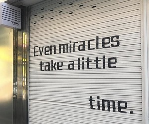 miracle and quotes image